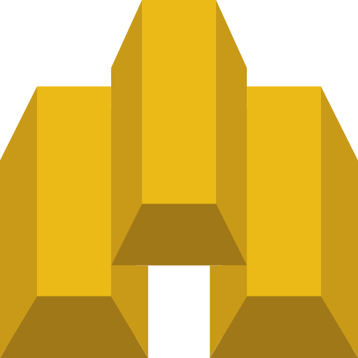 Gold Bars Free Vector Icons Designed By Prettycons In 2020 Vector Icon Design Vector Free Icon Design