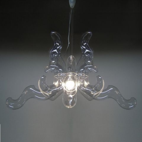Puff buff opened their lighting division pinterest plastic the inflatable plastic chandelier a primary focus on led technology has allowed puff buff aloadofball Images