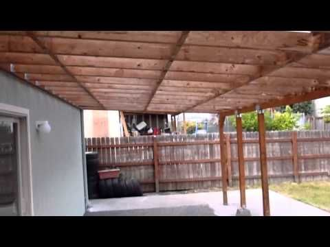 Home Inspector Seattle WA Explains Patio Cover | (425) 207 3688 |