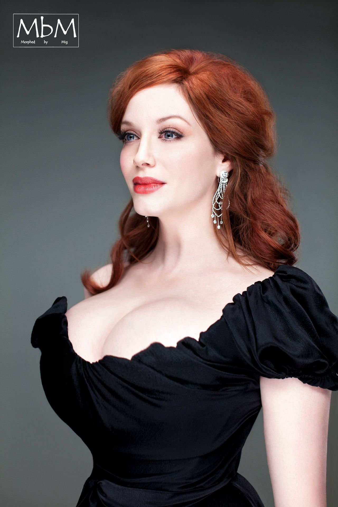 Christina Hendricks Nude Photos 15