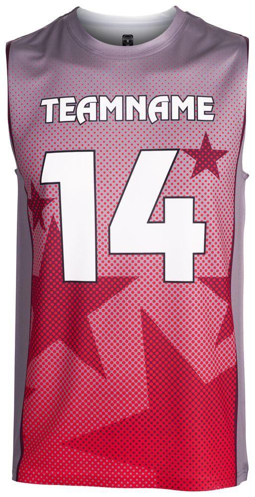 82269d29ba99 All-Star sublimated sleeveless mens performance tees Basketball Uniforms
