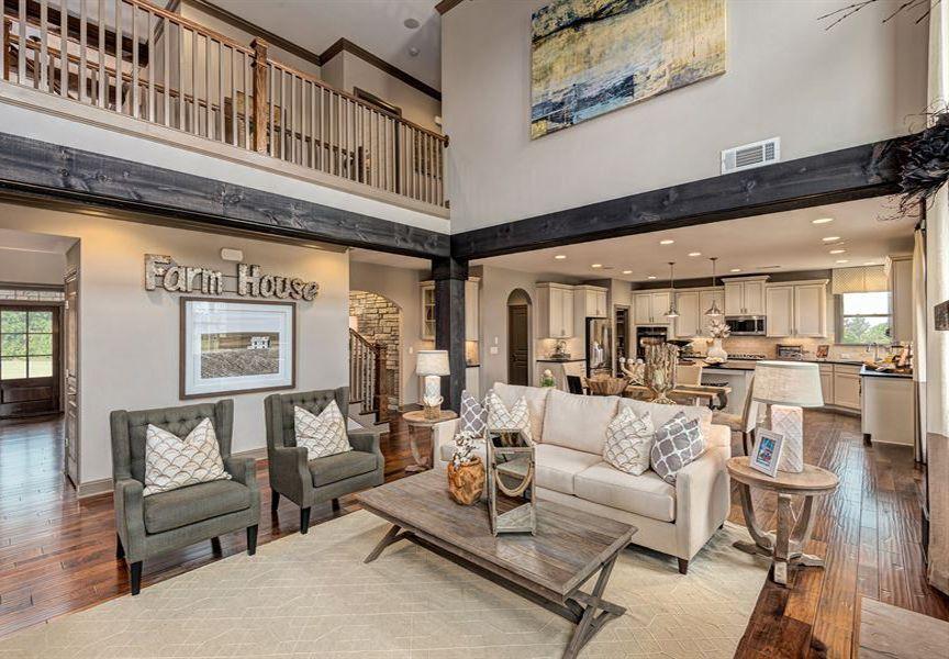 CalAtlantic Homes- Atlanta, GA Model Home Merchandising ...