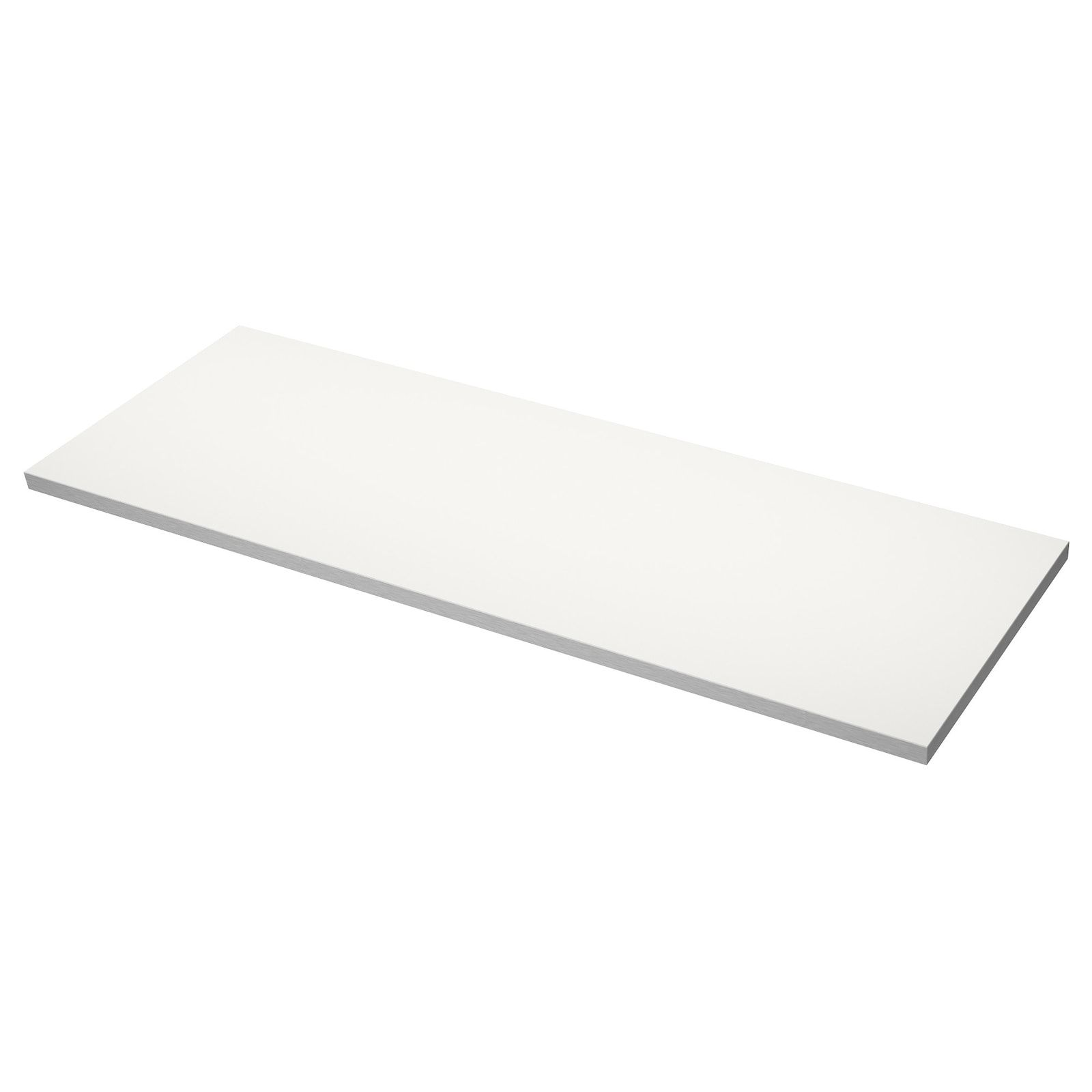 Hallestad Countertop Double Sided White Aluminum Effect Aluminum Effect Metal Effect Edge Laminate With Metal Effect Edge In 2020 Laminate Countertops Laminate Ikea