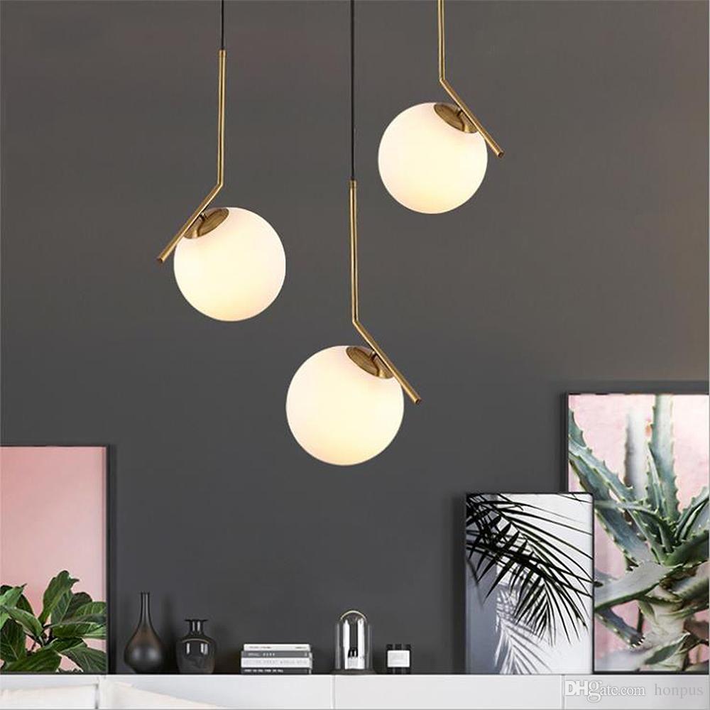 Lampe Salon Salle À Manger acheter moderne minimaliste suspension lampe nordic plafond
