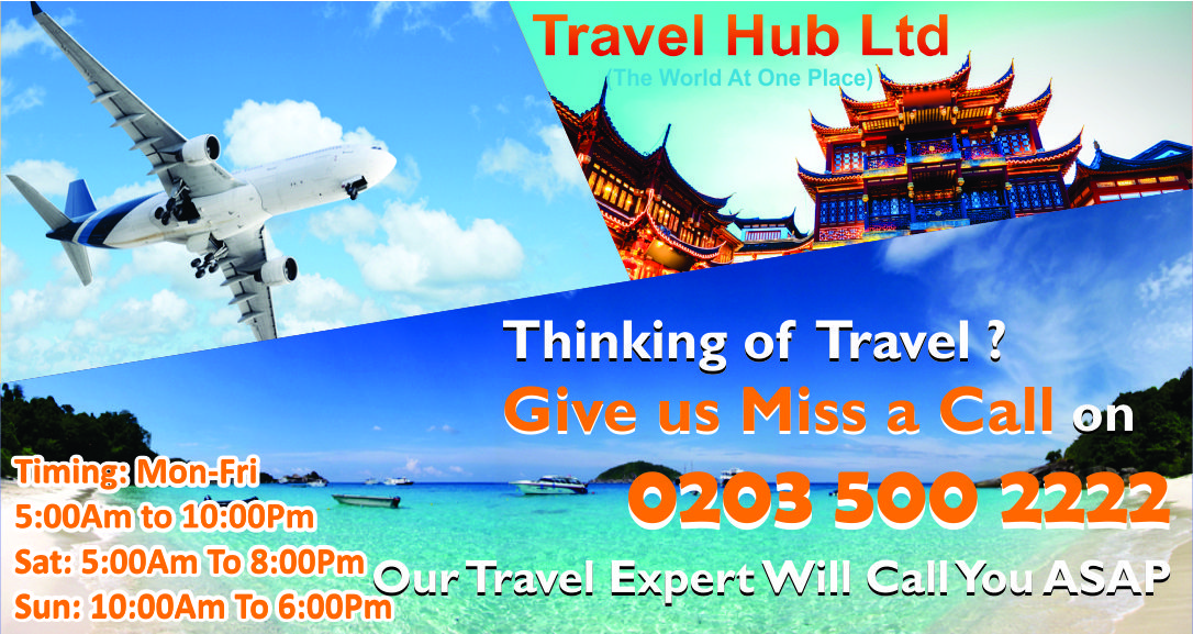 Thinking of Travel? Give Us a Missed Call on 𝟬𝟮𝟬𝟯 𝟱𝟬𝟬 𝟮𝟮𝟮𝟮. Travel Hub Ltd Consultant Will Call You ASAP. #bookcheapflights #onlinehoteldeals #holidaypackages #traveldeals