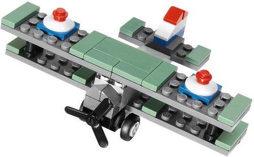 LEGO 40049 Sopwith Camel Polybag Mini Plane Promo NEW