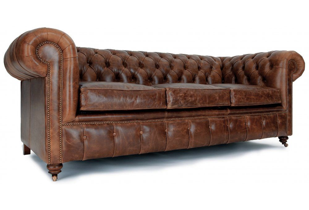 Captivating Vintage Leather Chesterfield Sofa | Chesterfield Sofa | Pinterest | Chesterfield  Sofa Bed, Chesterfield Sofa And Chesterfield