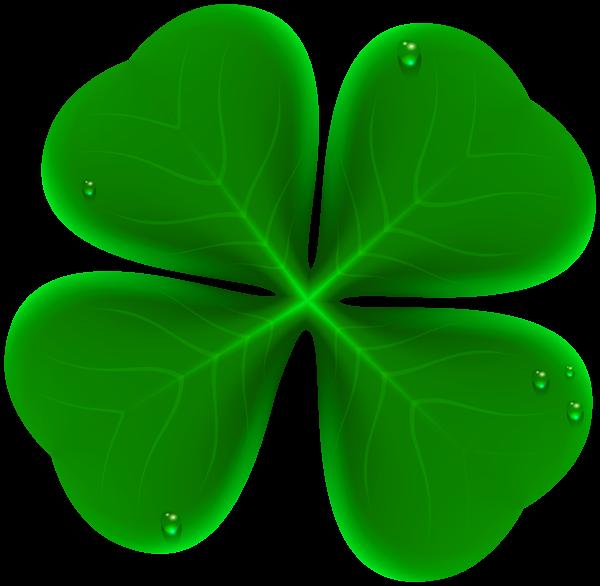 Four Leaf Clover Transparent Clip Art Image Clip Art Clover Leaf Art Images