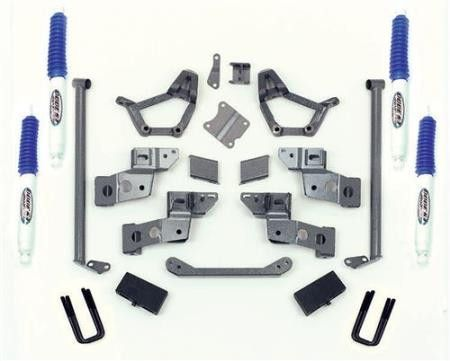 4 Inch Lift Kit with ES3000 Shocks 86-95 Toyota P/U and 4-Runner K5055B Pro Comp Suspension