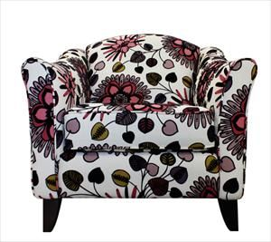 Accent Chair With Welt Cords Not The Pattern Just The