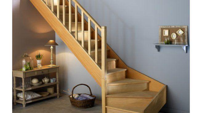 r sultat de recherche d 39 images pour rampe escalier bois lapeyre sur l vation pinterest. Black Bedroom Furniture Sets. Home Design Ideas