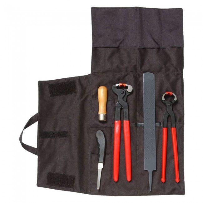 BEST SELLER! 6pc Farrier Tool Kit by Farrier Craft
