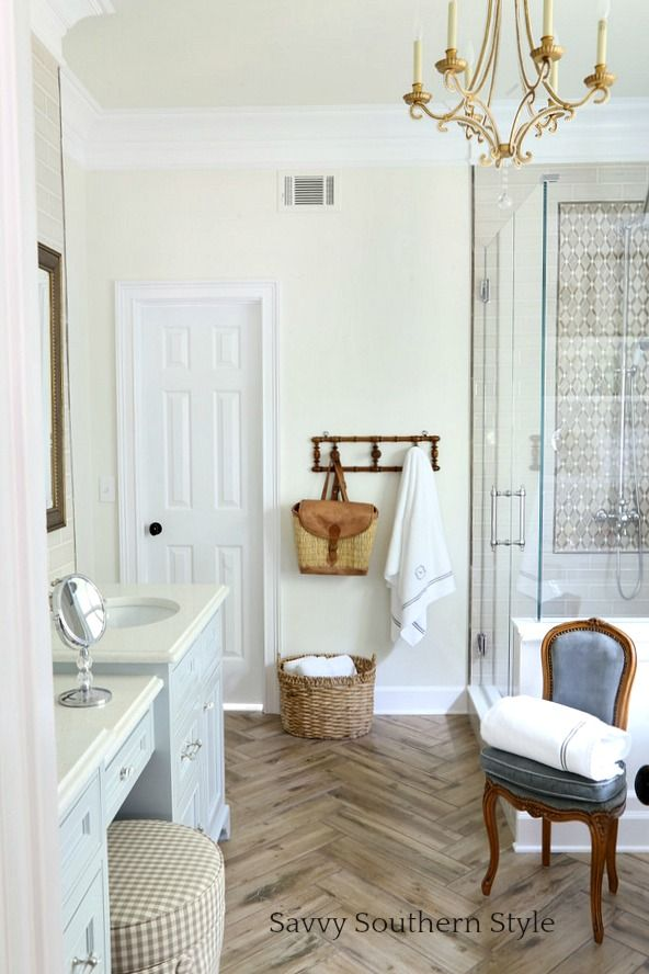 The Master Bath Details and Sources
