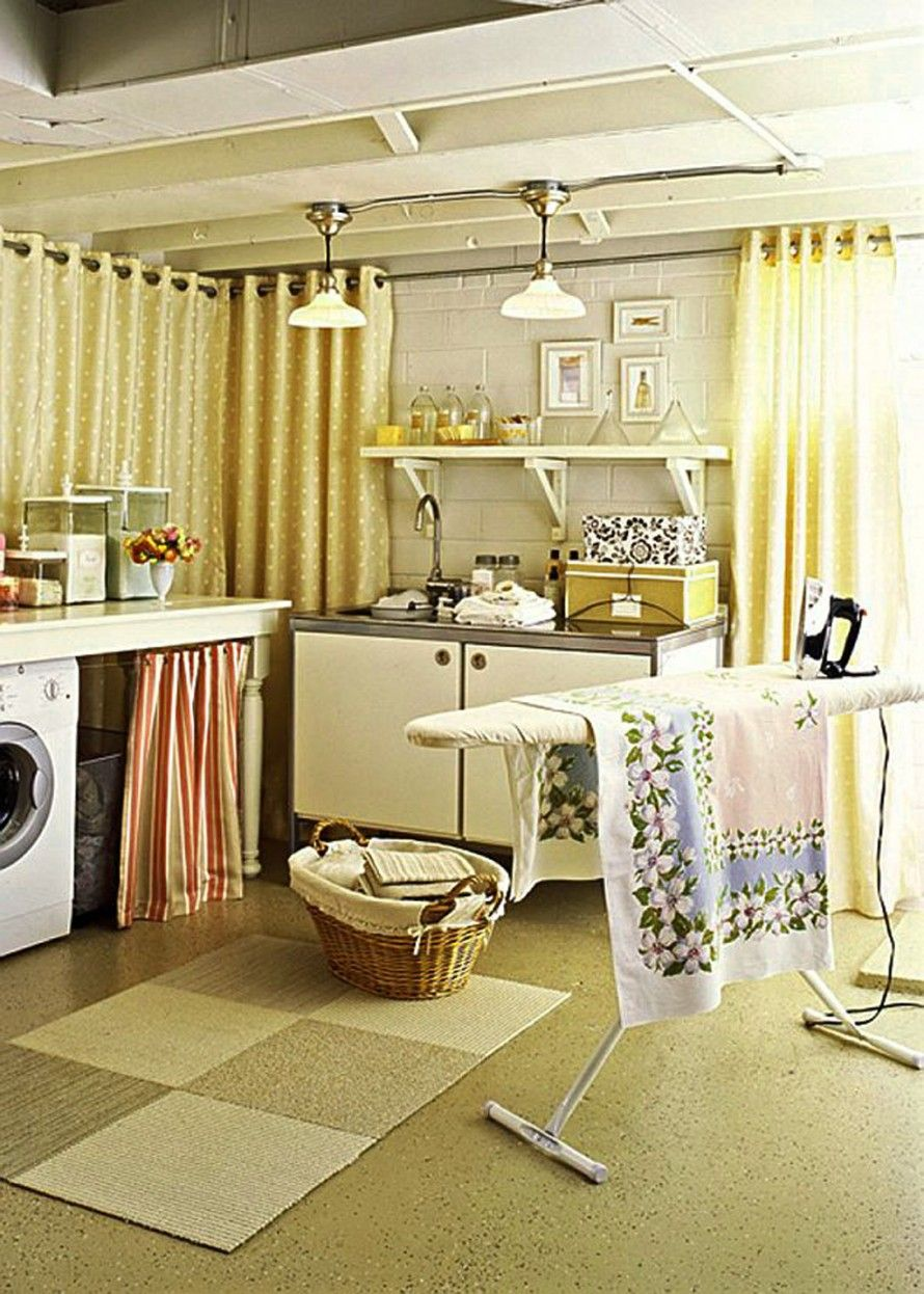 Home Ideas , Tips to Design Laundry Room Cabinet and 35 Inspiring ...