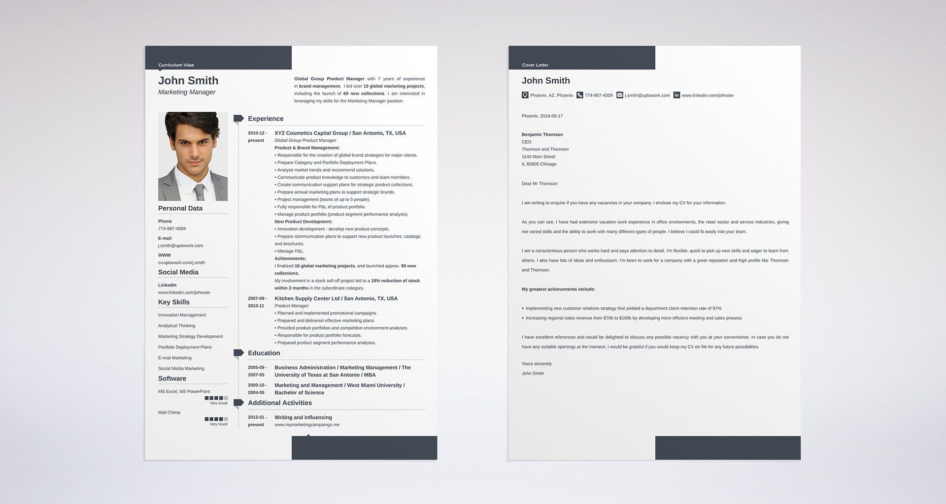 Resume Format Uptowork ResumeFormat