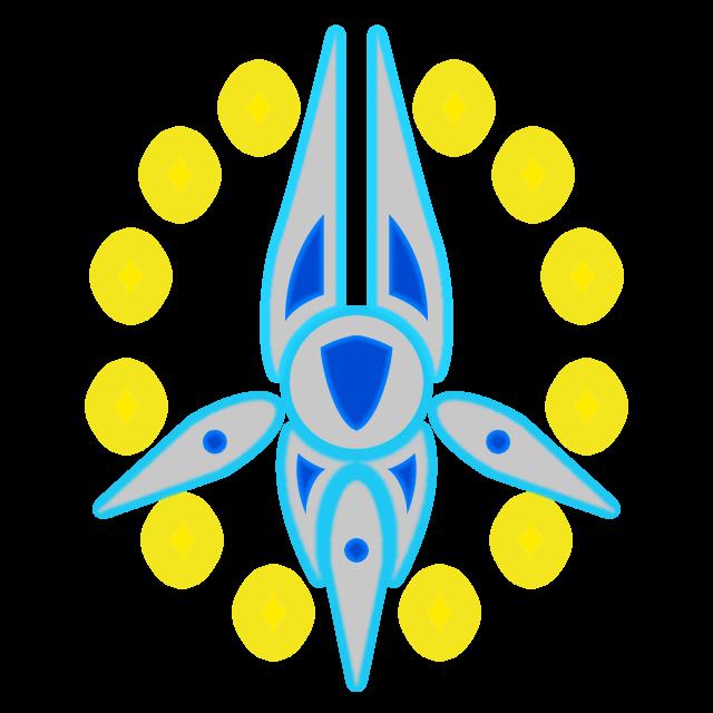 Zyraitix Empire Logo & Flag (+Gif Animation)