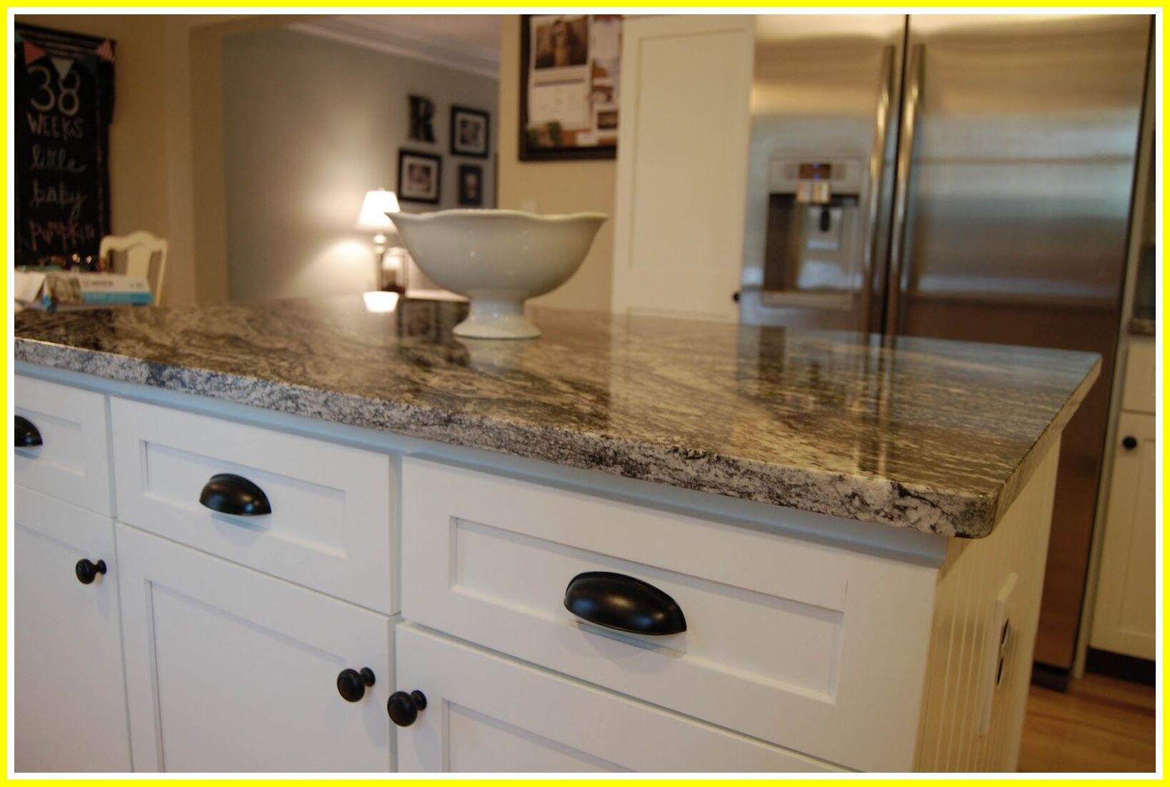 Pin By Nicole Stack On My Work Commercial Tile Shop Antique White Kitchen Backsplash For White Cabinets Beige Kitchen