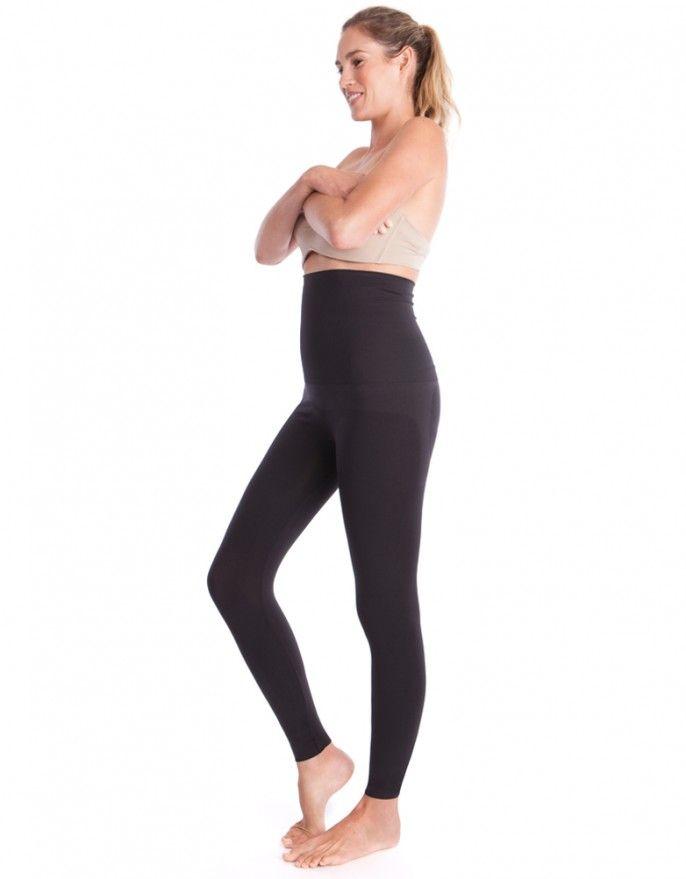 6810573f4c206 Flat tummy Post Maternity Shaping Leggings | Shamu wear! | Pregnancy ...