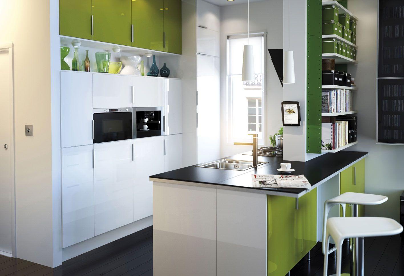 окунают дизайн кухни из мебели икеа фото главных причин высокого