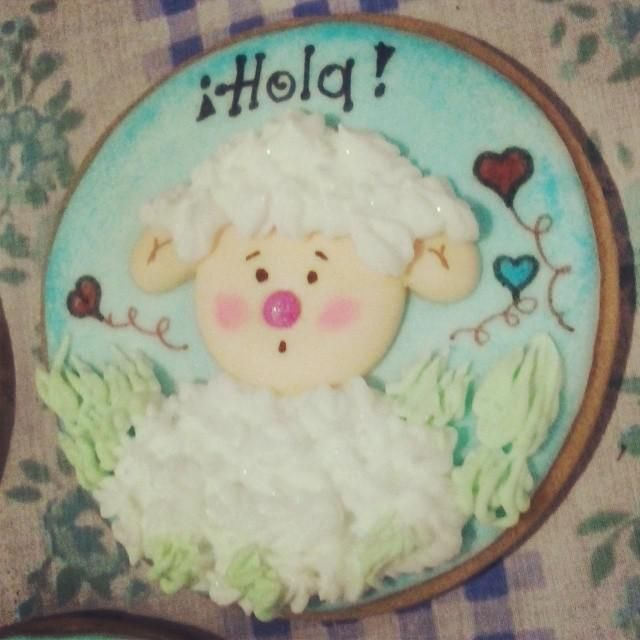 Galleta borreguito | Cookie Connection