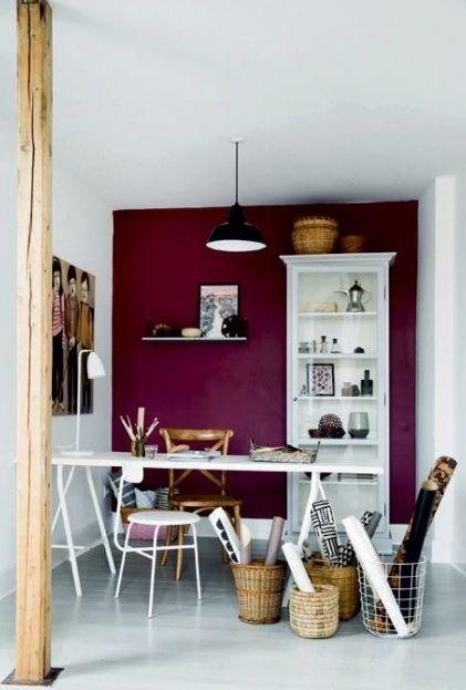 As melhores cores para trabalhar | Adoro Home Offi