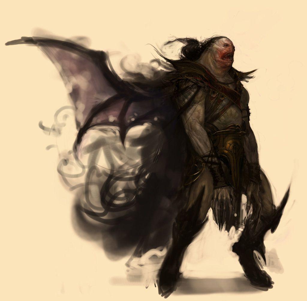Vampire Dude by Robotpencil.deviantart.com on @deviantART