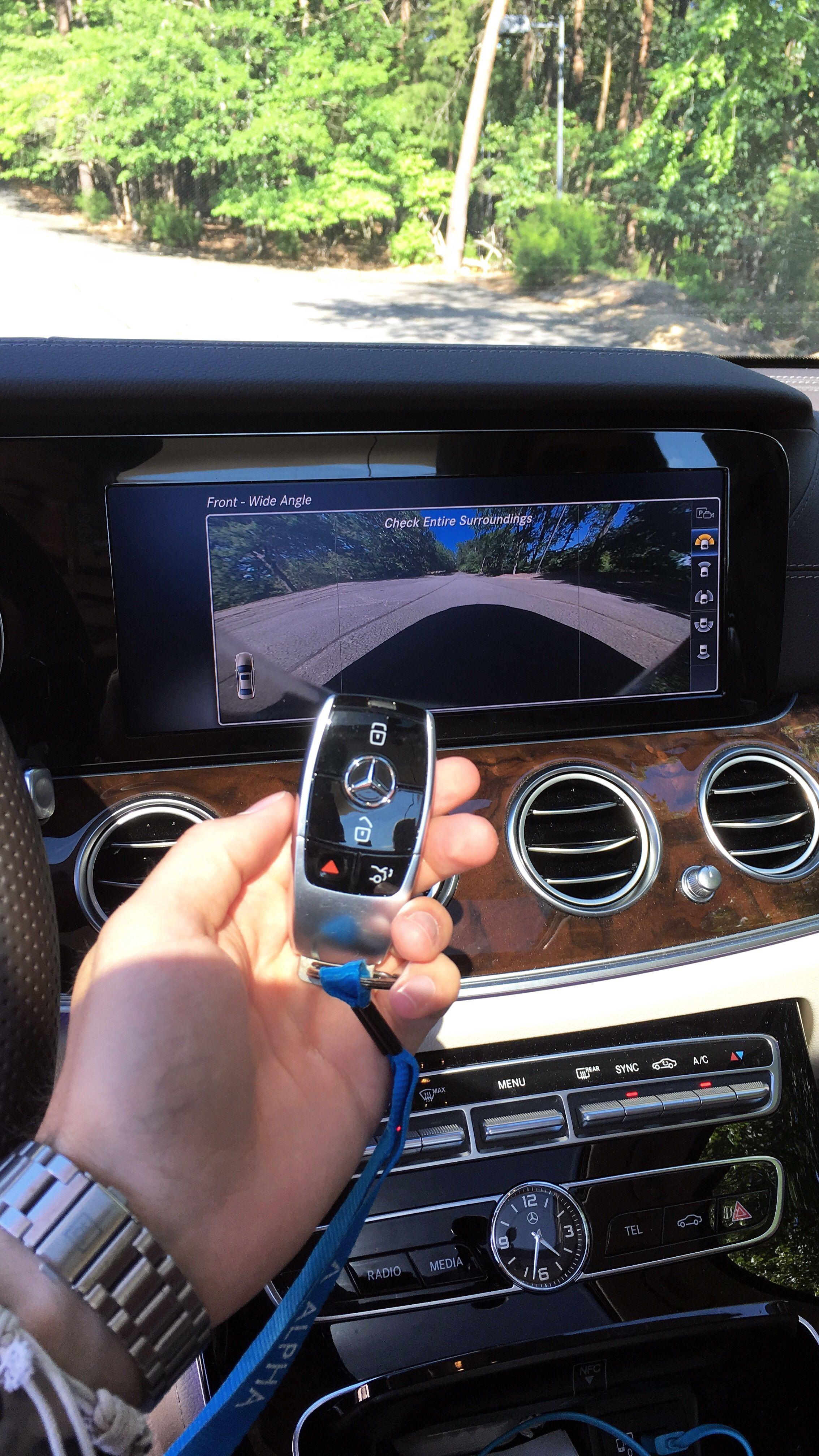 2017 mercedes e class key new design mercedes for Mercedes benz car key