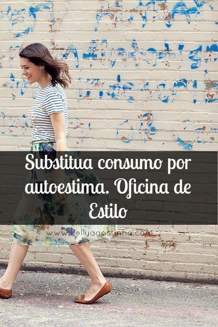 Consumindo moda de um jeito muito mais consciente, autoral e sustentável.