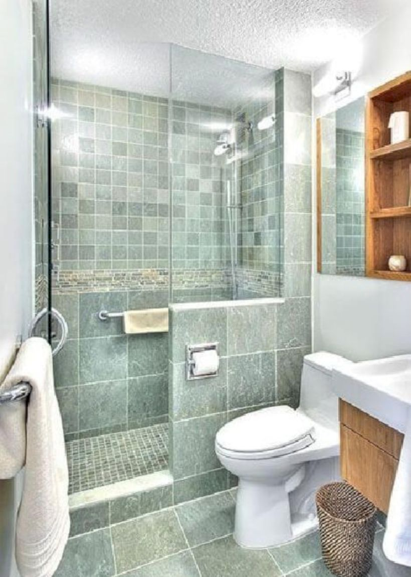 47 Affordable Bathroom Designs Ideas For Small Spaces Small