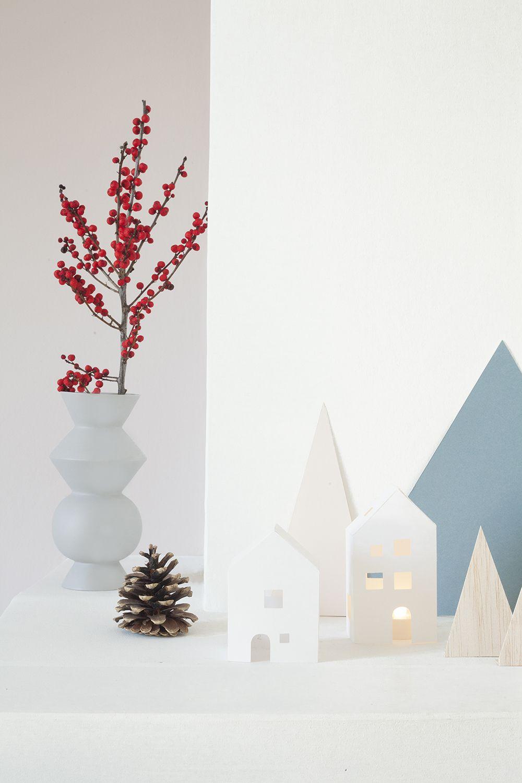 diy houses candleholder heju diy bricolage pinterest photophore bricolage no l et no l. Black Bedroom Furniture Sets. Home Design Ideas