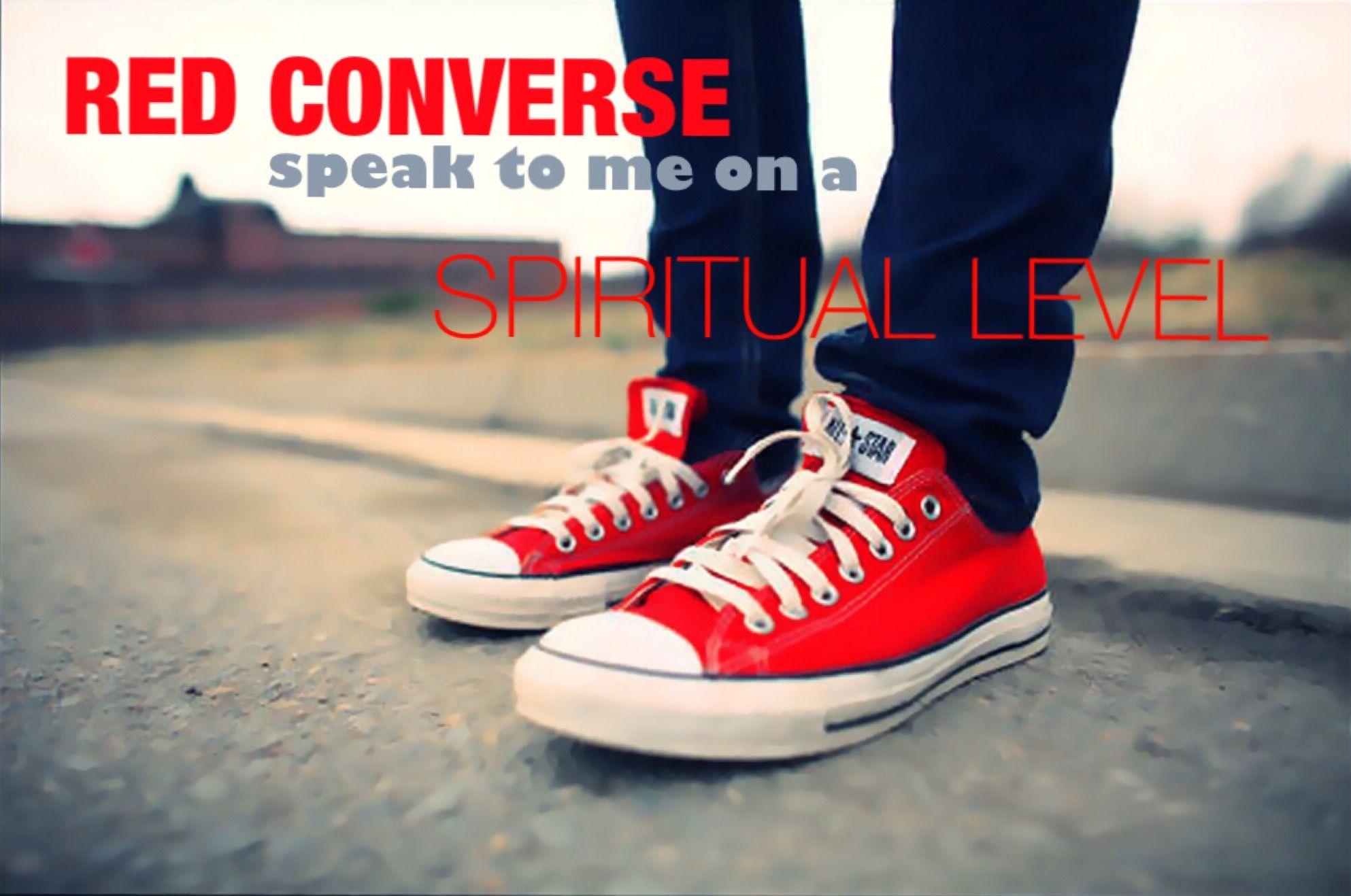redconverse red converse | Converse