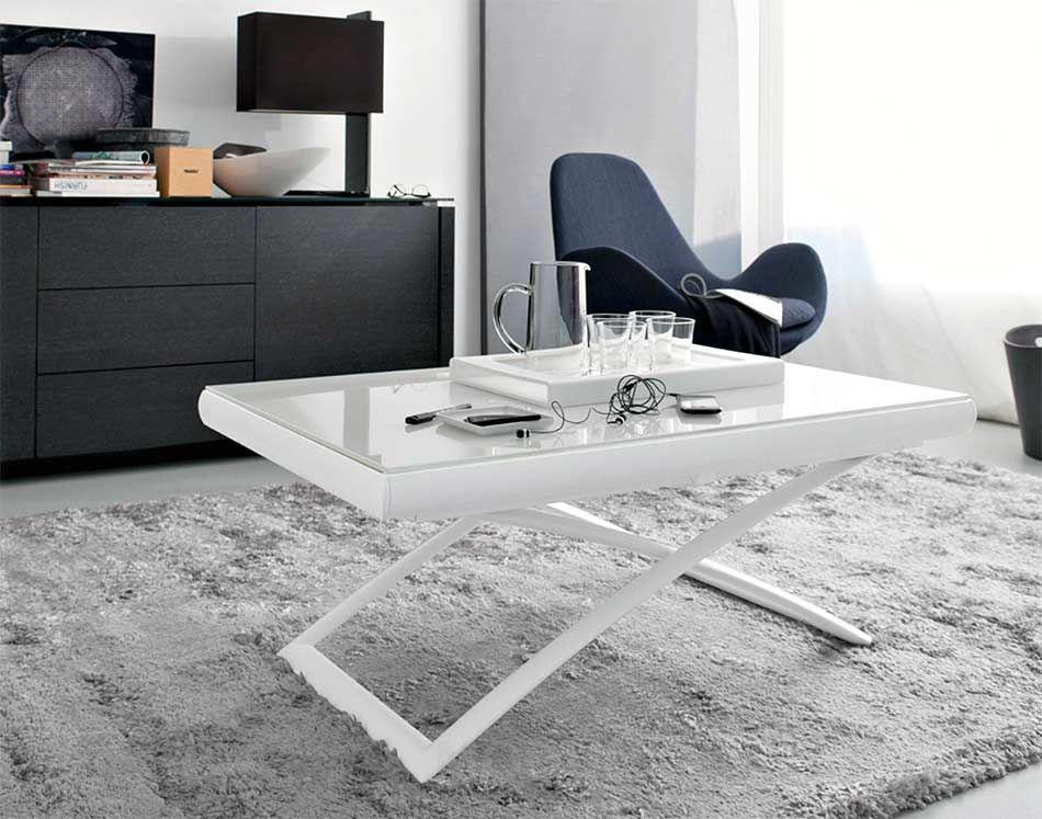 Calligaris Dakota Multifunctional Dining Coffee table CS 5078 G