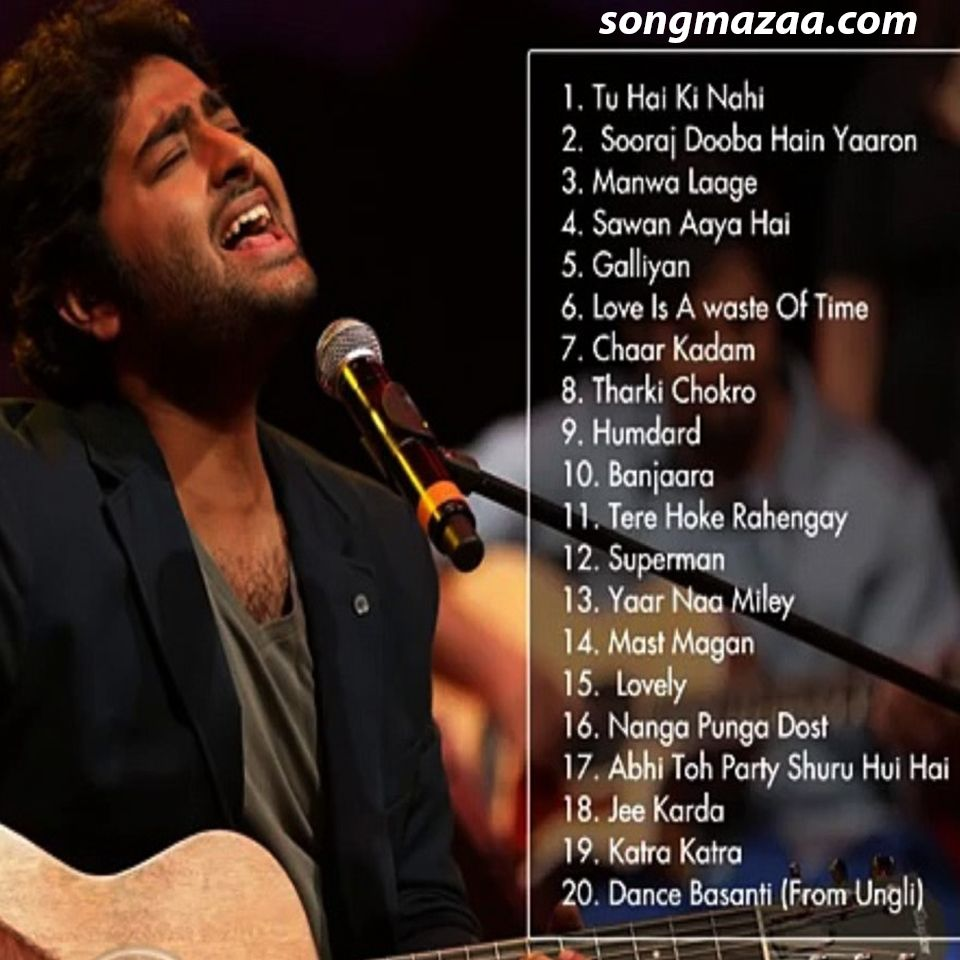 Listen To Arijitsingh Mp3 Songs Online On Songmazaa Com Find Hit New Songs By Arijit Singh And Download Arijit Singh Mp3 Songs Songs Music Albums News Songs