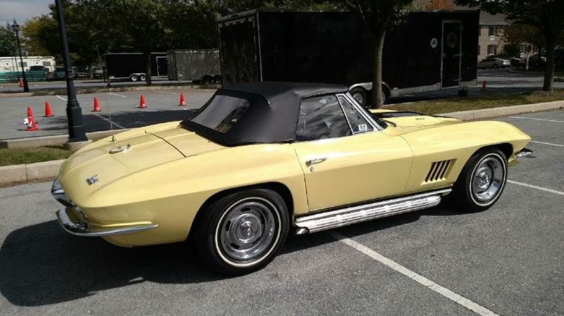 Used 1967 Chevrolet Corvette for sale