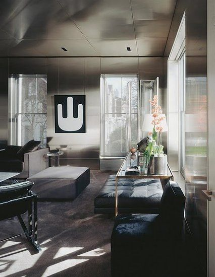 Tom Ford Sells His Home In London House Interior Contemporary