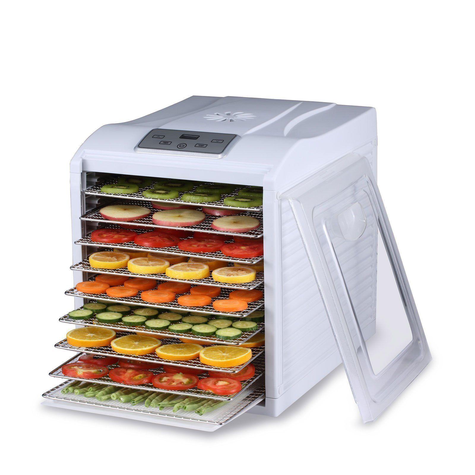 Biochef arizona sol 9 tray food dehydrator dehydrator