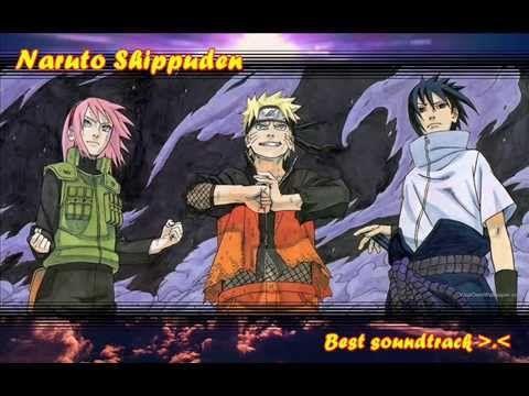 Naruto Shippuden - Best Soundtrack - A la Batalla! - YouTube