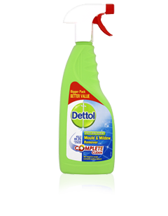 Dettol Mould And Mildew Cleaner Great For Getting Rid Of Those - Bathroom mould remover