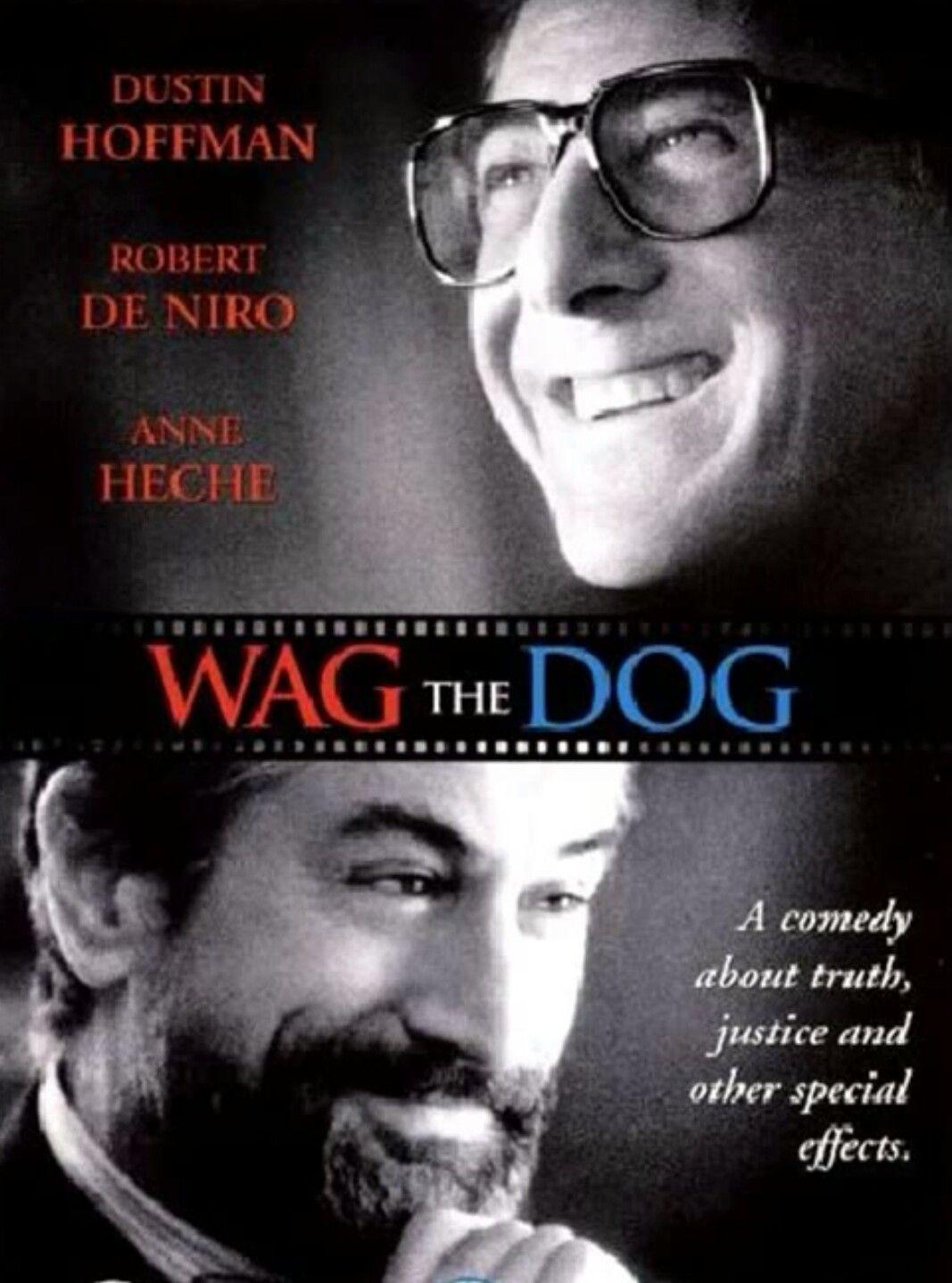 Wag The Dog!(1997)/Başkan in Adamlari Sinema