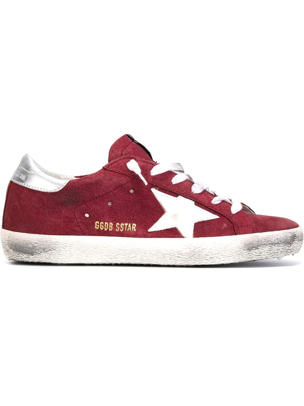 Golden Goose Deluxe Brand 'Superstar' low top sneakers