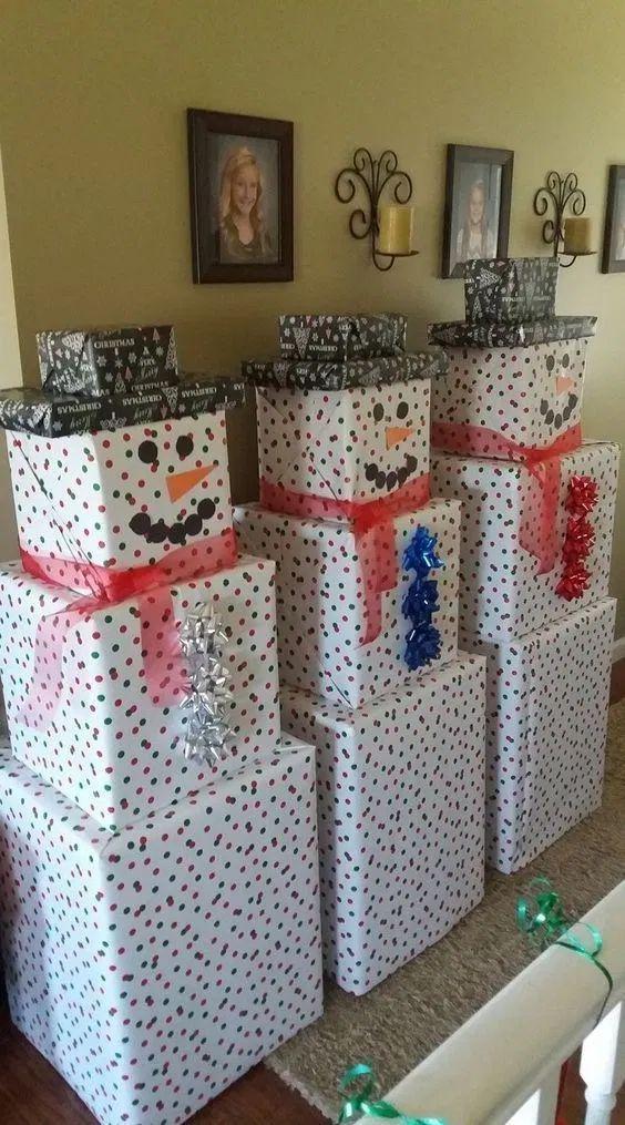 14+ unique and creative Christmas ideas #christmas #christmasdecoration #christmas