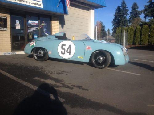 Find used 1957 Porsche Speedster Race Car in Vancouver