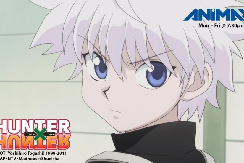 Killua Hunter x Hunter Wallpaper (33027374) Fanpop