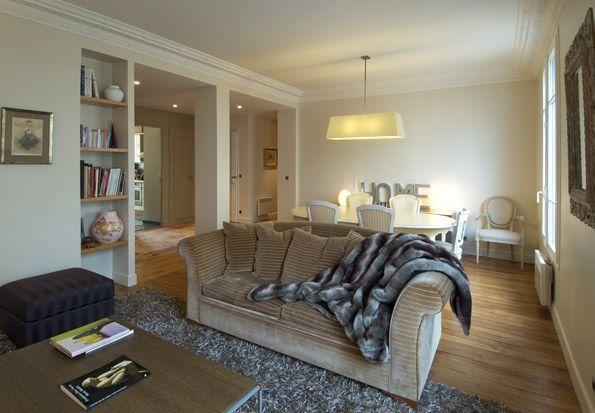 Rénovation et aménagement dun appartement par camif habitat ambiance cocooning et détente