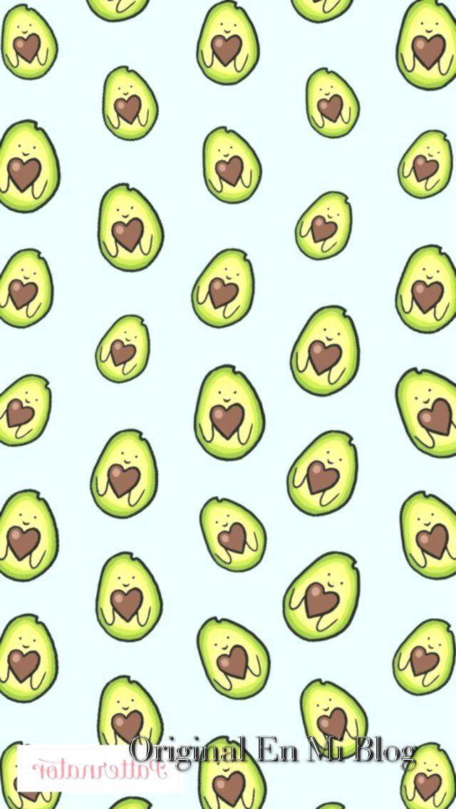 Fondo De Pantalla Whatsapp Avocado Wallpaper Fondosdepantalla Whatsapp Fondos De Pantalla Emoji Wallpaper Wallpaper Iphone Disney Funny Wallpapers