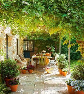 El Mueble On Garden Jardines Pérgolas Y Terrazas Y Porches