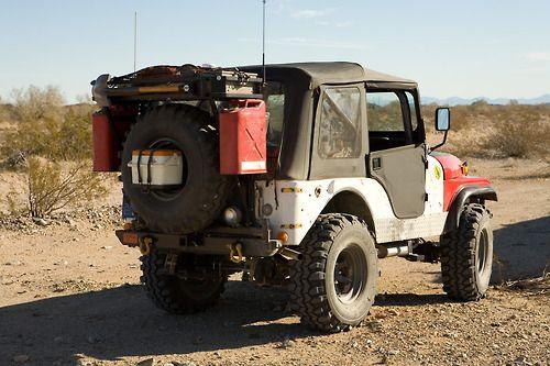 Cj5 Trail Rig Nice Jeep Cj5 Jeep Badass Jeep