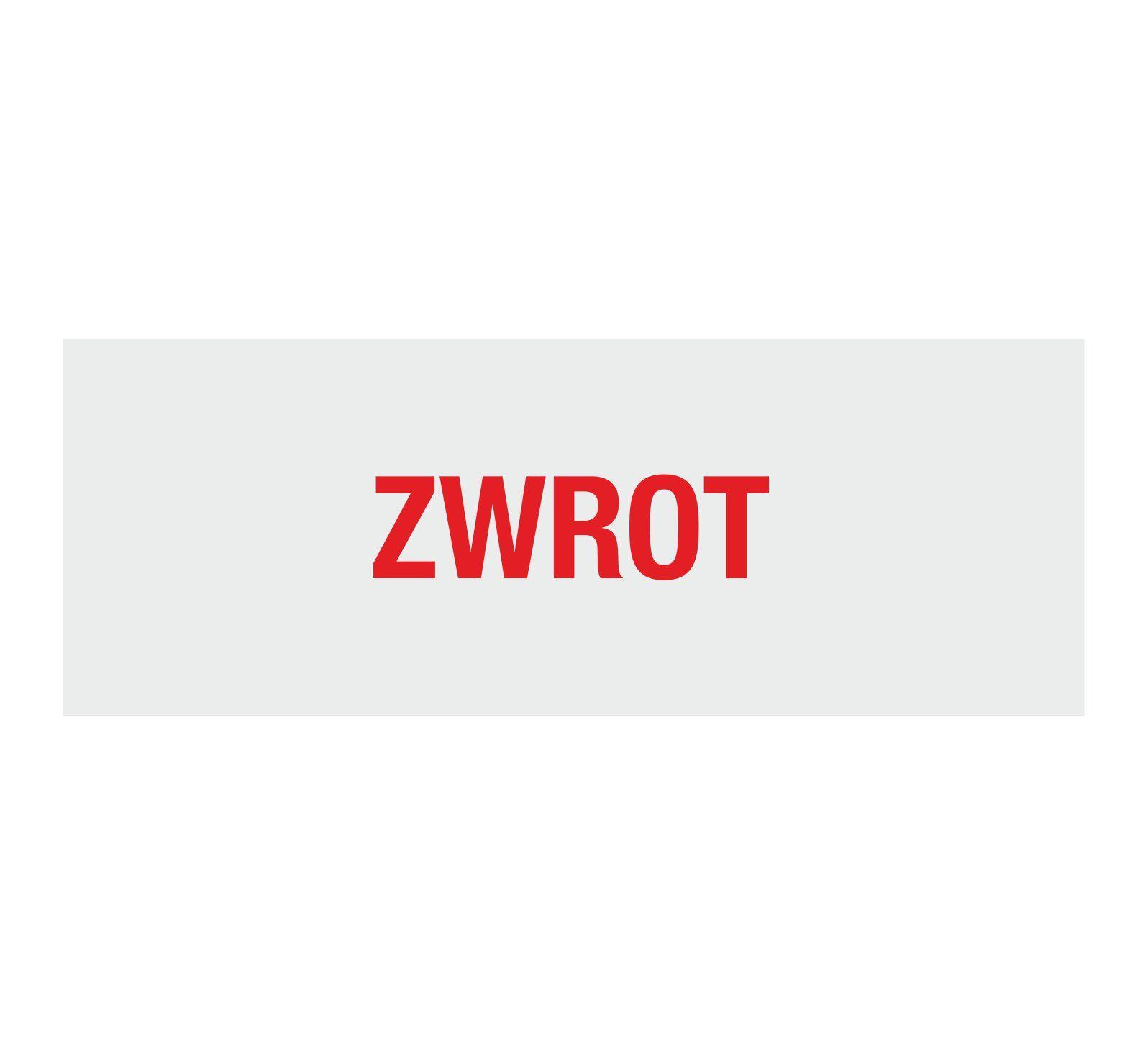 Pieczatka Z Haslem Zwrot Letters Symbols Digit