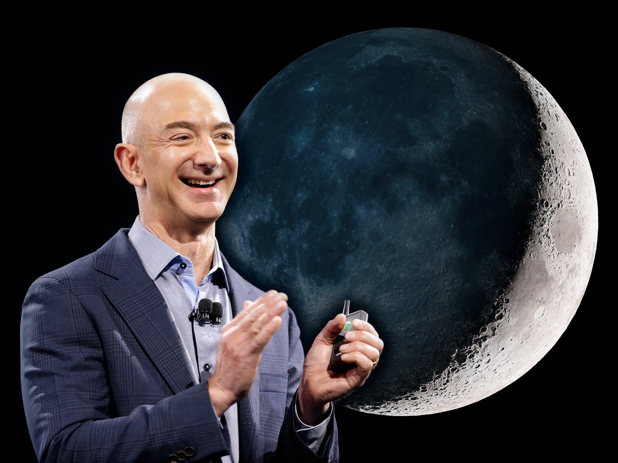 Jeff Bezos Says Amazon Is Not His Most Important Work It S This Secretive Rocket Company That Toils In The Texas Desert Bezos Jeff Bezos Blue Origin