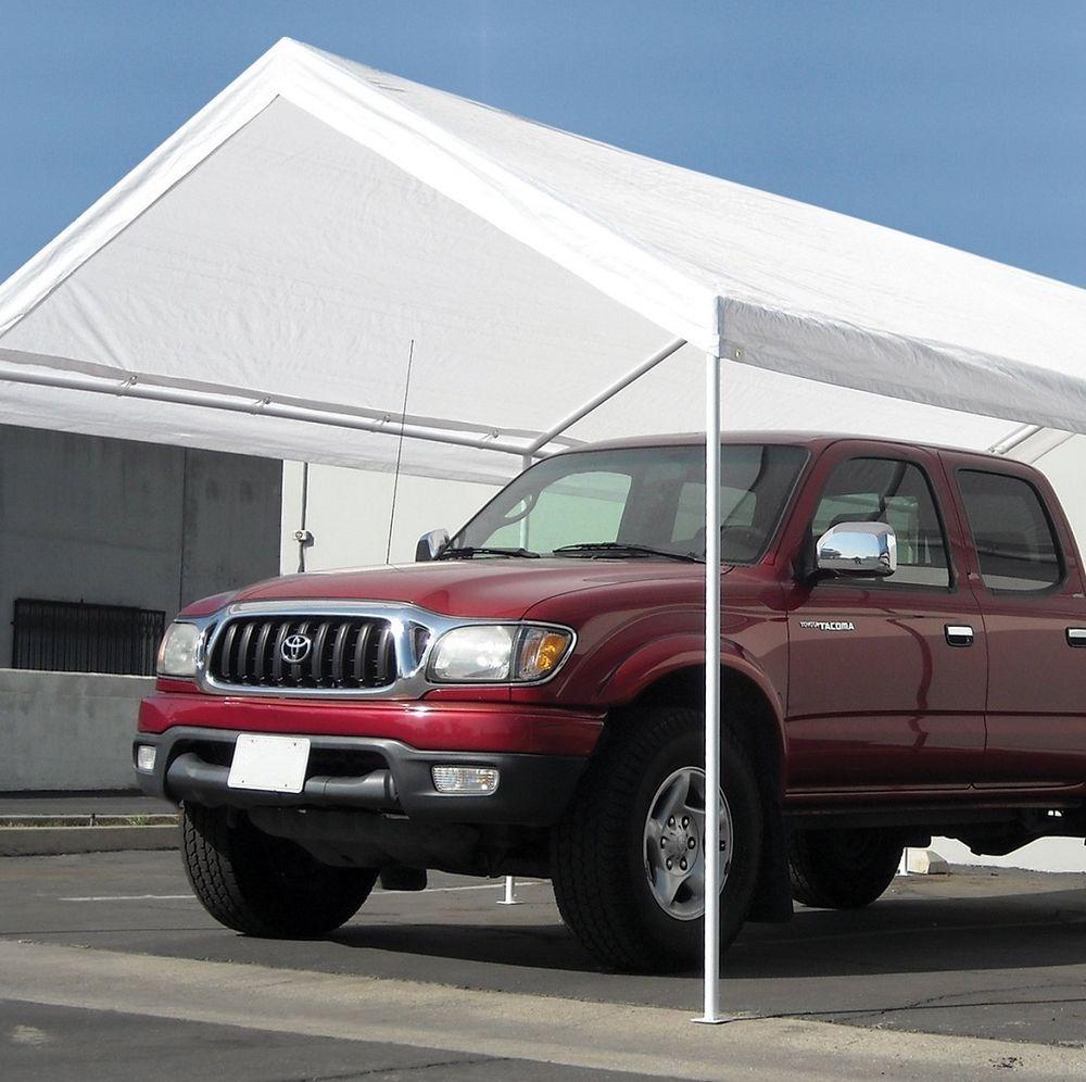 Outdoor Canopy Carport Car Shelter 10x20 Cover Portable